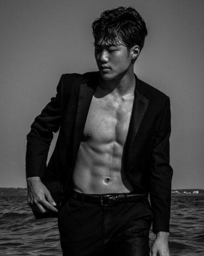 David Kim hot