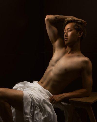 David Suh attratcive