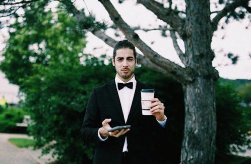 Emiliano Santoro attractive