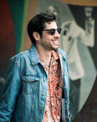 Emiliano Santoro handsome