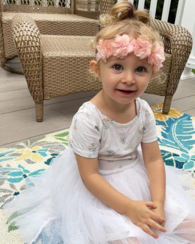 Lily Christiana adorable