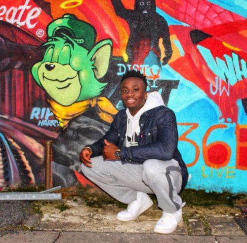 Mamadou Ndiaye cool
