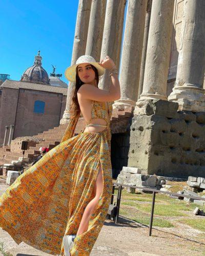Sophia Talamas cute