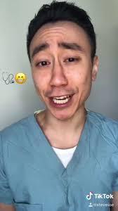 Steven Ho in an ER