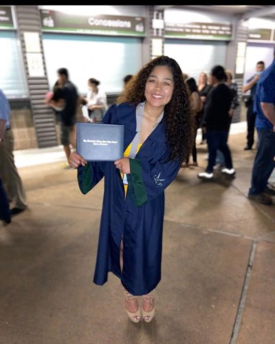 Daysi graduation