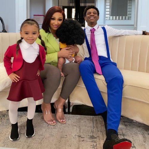 Ella Rodriguez's family