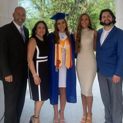 Isaiah Markin's family