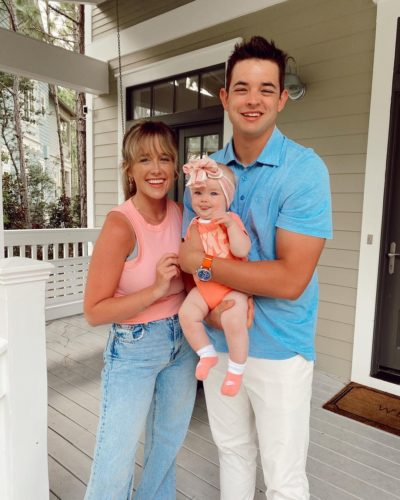 Laney Rene's family