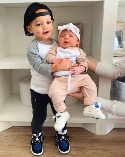 Madison Nelson's kids