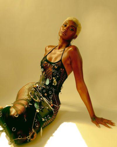 Tiana Parker modeling