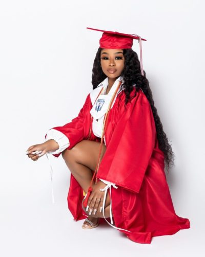 Trinity Aniyah's graduation
