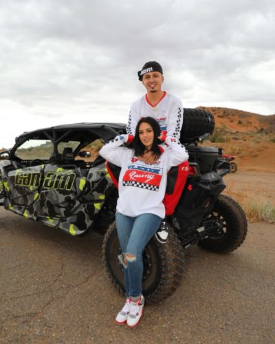 Vlex Galindo with his wife