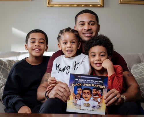 khadeen's husband and children